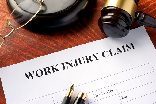 Boston worker injury claims